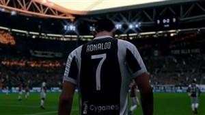 کلیپ جذاب بازی فیفا از کریستیانو رونالدو ; از رئال مادرید تا یوونتوس