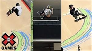 3 حرکت نمایشی برتر در مسابقات اسکیتبورد 2018