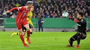 سیوهای برتر جامحذفی آلمان در فصل 2017/18