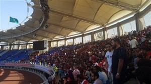 استقبال قابل قبول مشهدیها از بازی پدیده