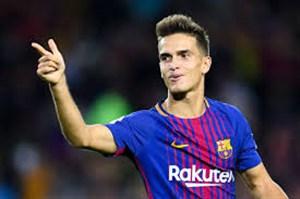 گل چهارم بارسلونا به لئونسا (دنیس سوارز)