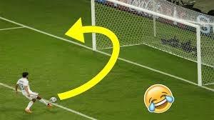 به یاد ماندنی ترین دروازه خالی های به باد رفته در فوتبال