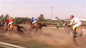 برگزاری هفته ششم کورس اسب دوانی گنبد کاووس