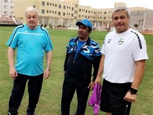 ماچالا با دو ستاره ایرانی در مسیر خوشبختی با الاهلی