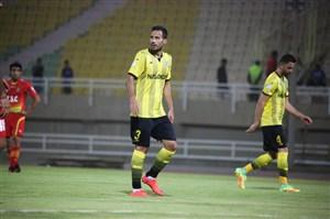 نورمحمدی: گلگهر حرفهای زیادی در لیگ برتر دارد