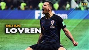 گلها و مهارتهای لورن در لیورپول و تیم ملی کرواسی