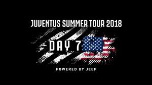 حواشی هفتمین روز حضور یوونتوس در تور آمریکا