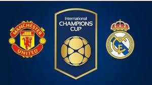 خلاصه بازی منچستریونایتد 2 - رئال مادرید 1 ( اینترنشنال چمپیونز کاپ )