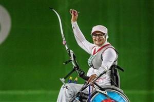 نگاهی به زندگی زهرا نعمتی قهرمان تیراندازی با کمان