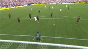 گل سوم رئال مادرید به یوونتوس ( دبل آسنسیو)