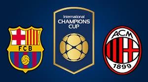 خلاصه بازی  آث میلان 1 - بارسلونا 0 ( اینترنشنال چمپیونز کاپ )