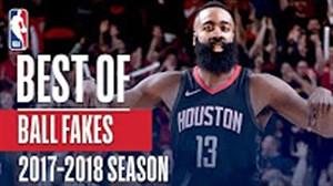 برترین فریب توپ های فصل 18-2017 بسکتبال NBA