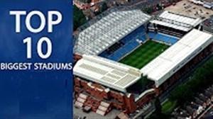 10 استادیوم بزرگ چمپیونشیپ انگلستان