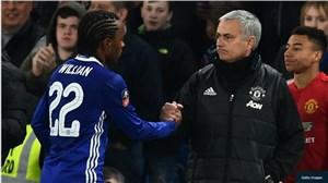 ویلیان: مورینیو دائم میگوید به یونایتد بیا!