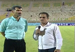 صحبت های سرمربی استقلال خوزستان پس از بازی