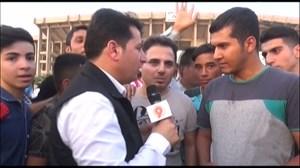 صحبت های هواداران استقلال خوزستان پیش از بازی