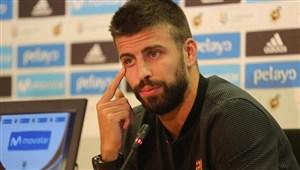توضیحات پیکه درباره خداحافظی از تیم ملی اسپانیا