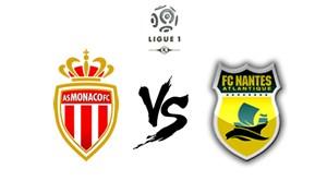 خلاصه بازی نانت 1  -  موناکو 3