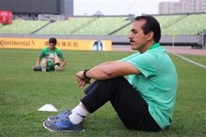 توضیحات عباس چمنیان درباره ناکامی تیم ملی نوجوانان