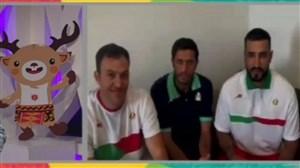 صحبتهای بازیکنان تیم ملی هندبال پس از شکست مالزی
