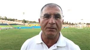 مجید جلالی در کمپین نه به خشونت در ورزشگاه ها
