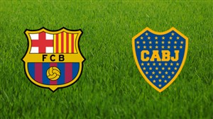 خلاصه بازی بارسلونا 3 - بوکاجونیورز 0