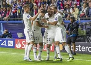 ترکیب اصلی رئال مادرید و ختافه اعلام شد
