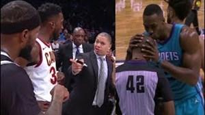 لحظات خنده دار و جذاب NBA در فصل 19-2017