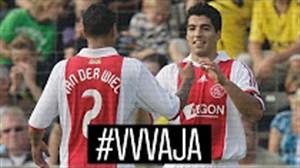به یاد ماندنی ترین گلهای باشگاه آژاکس آمستردام