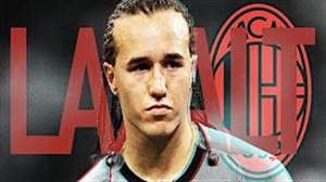 دیگو لاکسالت خرید جدید تیم آث میلان ایتالیا