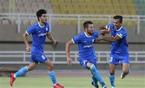 استقلال خوزستان، اولین صعود کننده جام حذفی