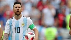 حضور مسی در تیم ملی آرژانتین ضروری است