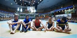 گفتگوی متفاوت با بازیکنان تیم ملی کشتی