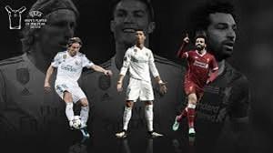 نامزدهای برترین بازیکنان سال اروپا 18-2017