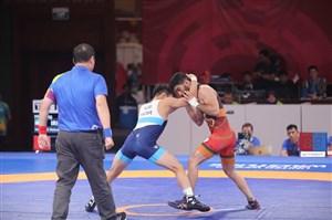 ناصرپور و ساروی صاحب مدال طلا شدند
