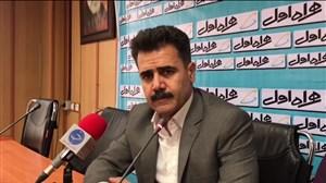 کنفرانس خبری پور موسوی پیش از بازی با استقلال