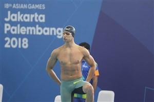 تیم ملی شنا با رکوردشکنى هم فینالیست نشد