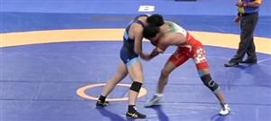 پیروزی  8 بر 1 محمد علی گرایی مقابل حریف ژاپنی