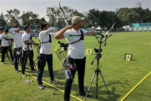 صعود تیم میکس کامپوند ایران به نیمه نهایی