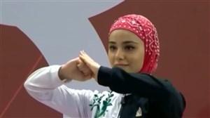 درخشش ووشوکاران در آوردگاه بازیهای آسیایی