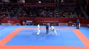 شکست مهران ستار مقابل حریفی از تایلند (جوجیتسو)