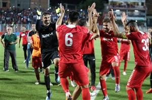 اولین برد نساجی در تاریخ لیگ برتر