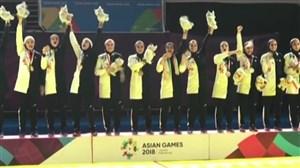 حواشی قهرمانی بانوان کبدی در مسابقات آسیایی جاکارتا