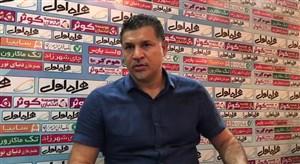 صحبتهای علی دایی پس از برد تیمش در هفته پنجم لیگ