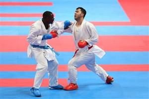 گنجزاده چهارمین فینالیست کاراته ایران
