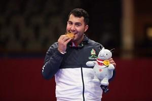 تقدیر از قهرمان المپیک یا یک خبر خوب