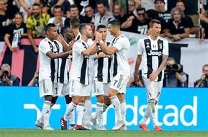 خاطره انگیز : پیروزی یوونتوس در لحظات پایانی مقابل جنوا