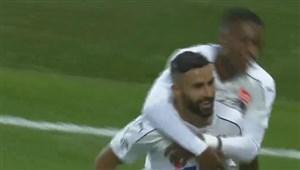 گلزنی سامانقدوس در اولین بازی برای آمیان