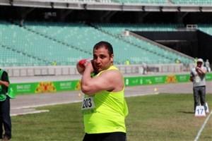قهرمان پرتاب وزنه آسیا از دنیای قهرمانی خداحافظی کرد