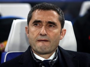 واکنش والورده به قرعه دشوار بارسا در لیگ قهرمانان